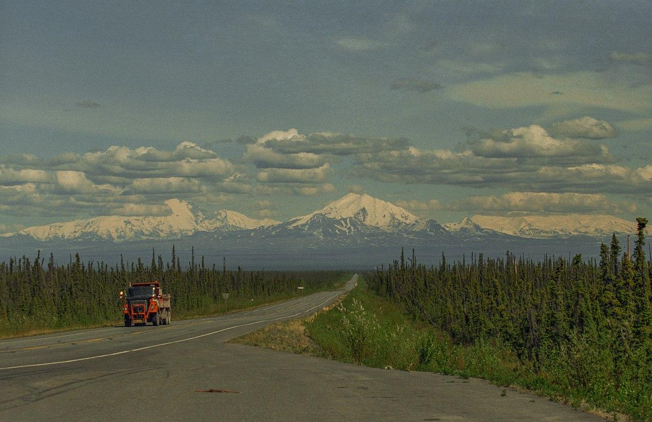 Famous Weekend Getaway Destination From Anchorage, Alaska-Glennallen