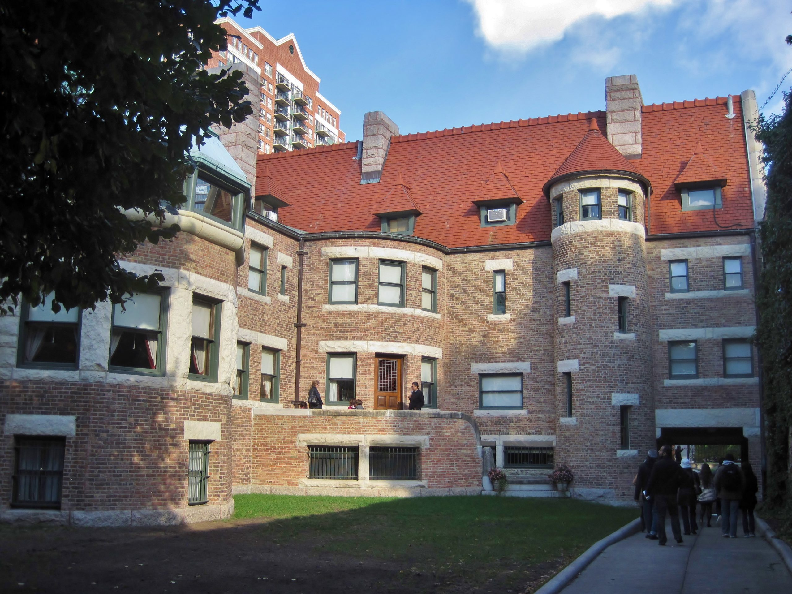 Must-See Place in Chicago-Glessner House