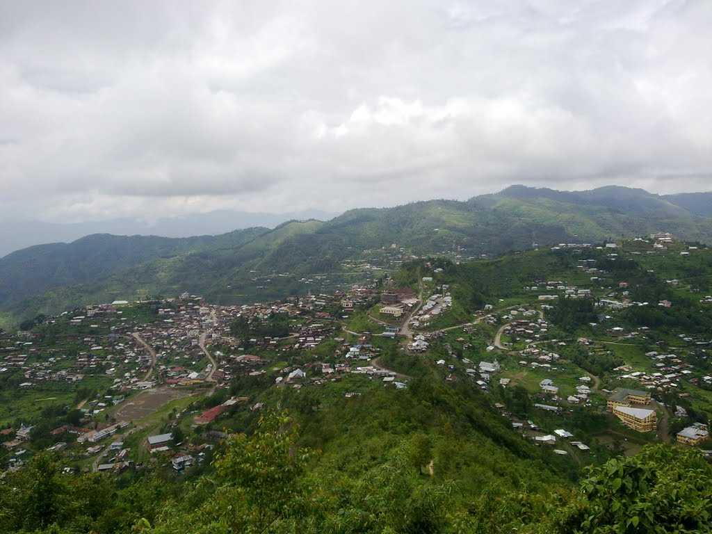 Place to Visit in Phek-Glory Peak