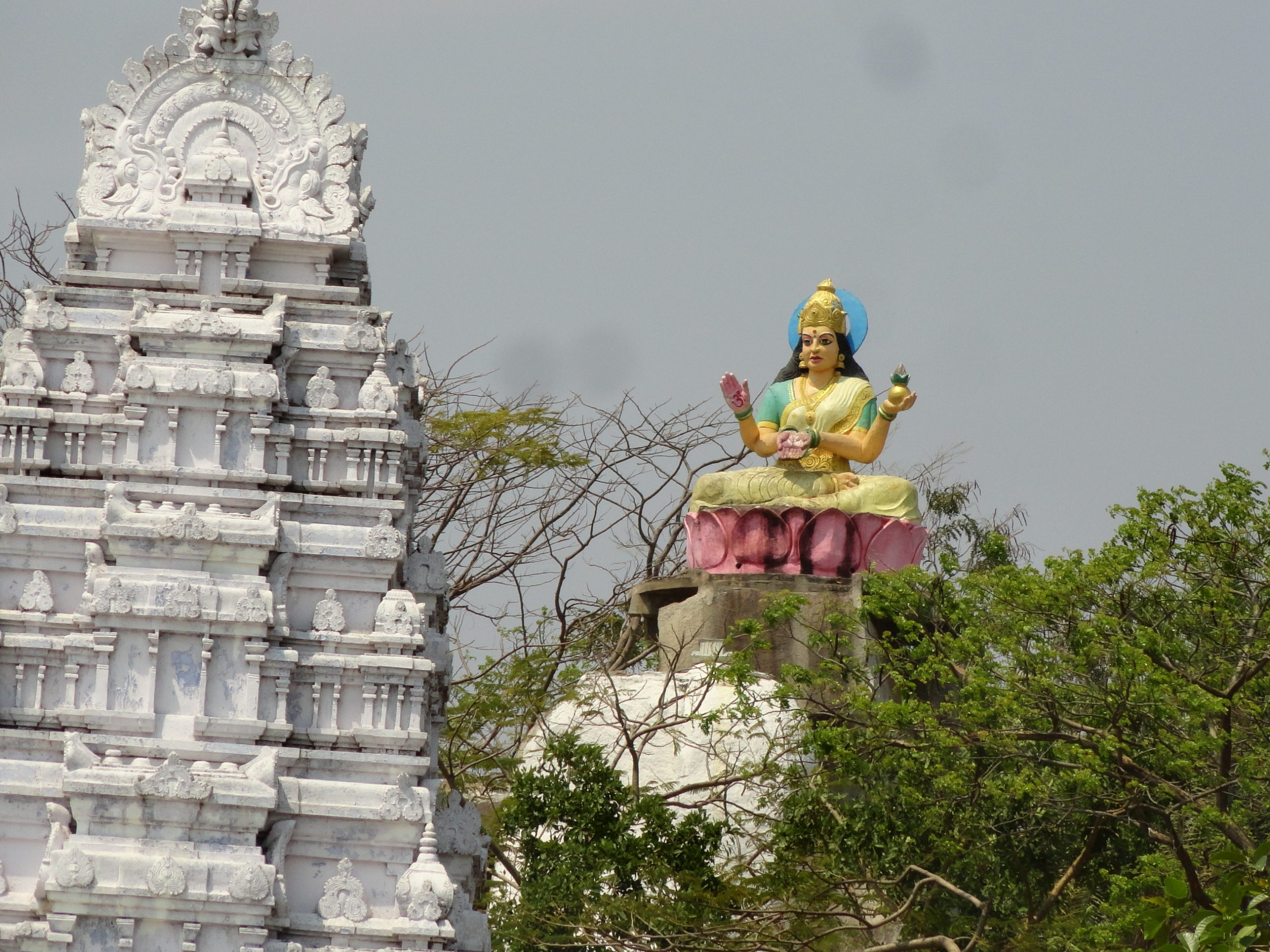 Best Temple in Telangana-Gnana Saraswathi Temple