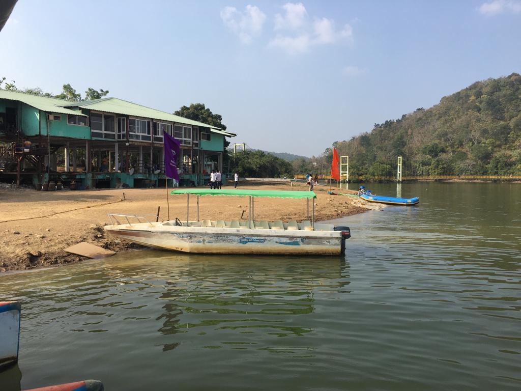 Go For A Boat Ride in Laknaravam Lake