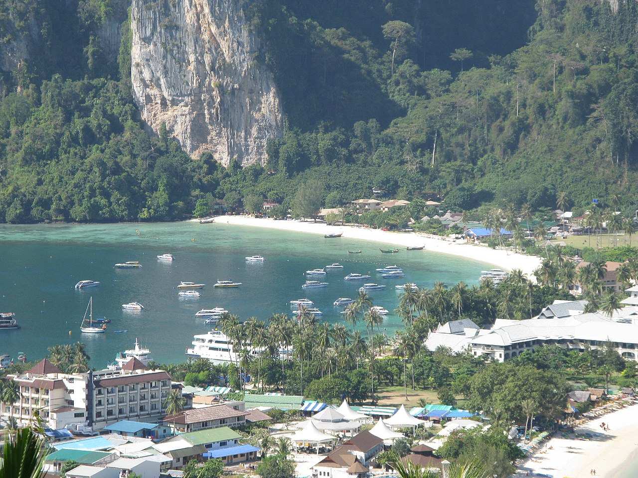 Amazing Thing To Do In Phi Phi-Go For A Hike To The Phi Phi Viewpoint