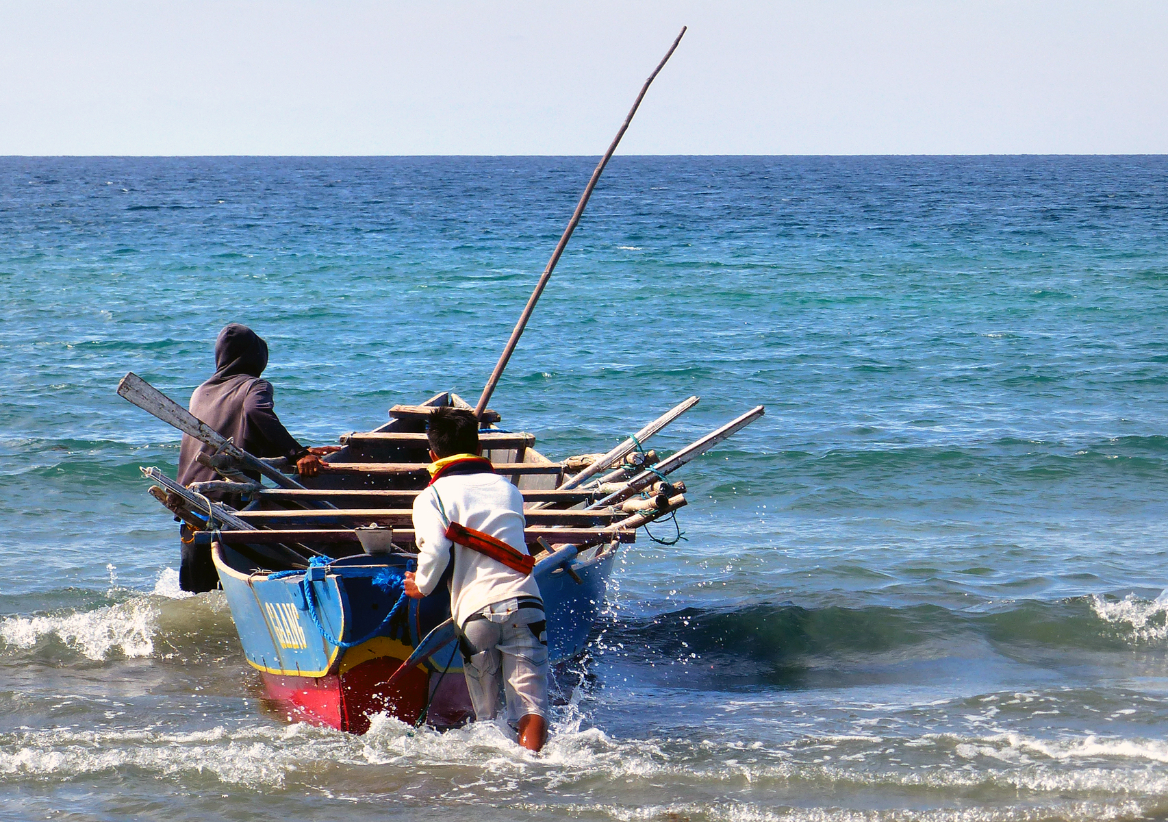 When in Goa With Friends, This is What You Should Do - Go for Fishing at Bogmalo Beach