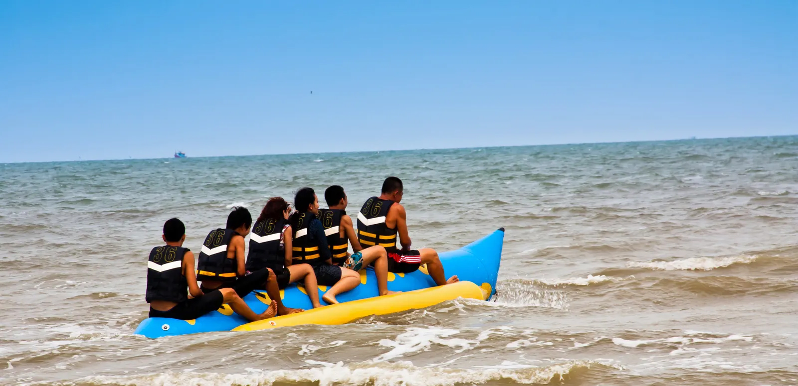 Go for Kayaking at Baina Beach - When in Goa With Friends, This is What You Should Do