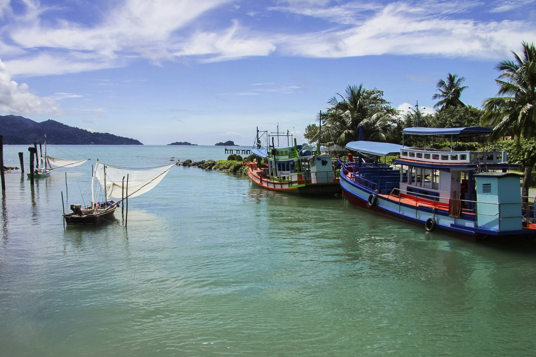 Go On Island Hopping At Koh Chang-Top Thailand Places to Visit