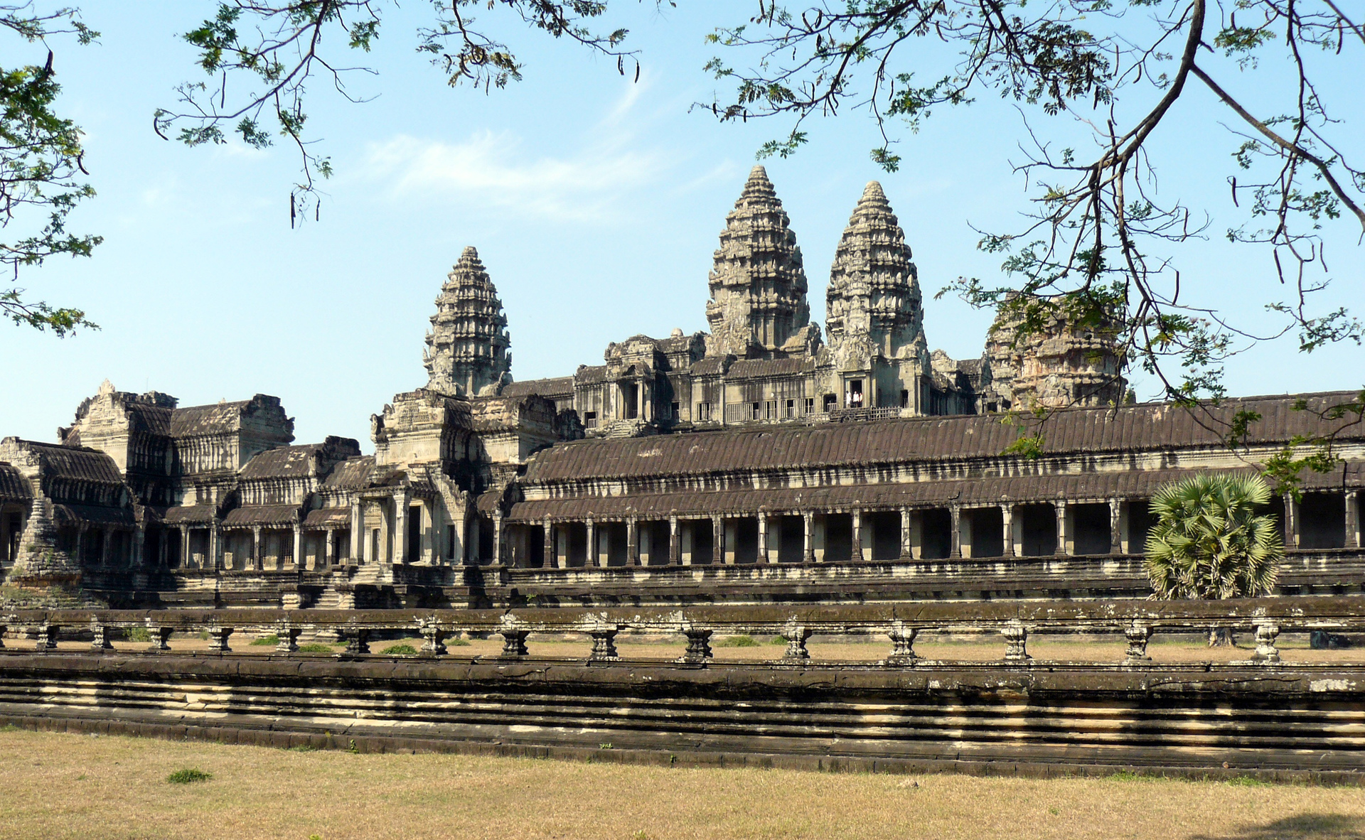 Go Speechless at The UNESCO World Heritage Site of Angkor, Angkor Wat, Cambodia