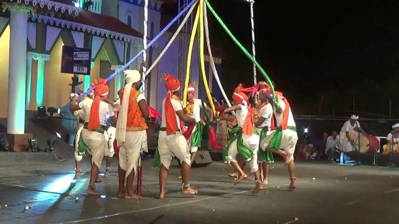 Famous Traditional Goan Dance-Goff