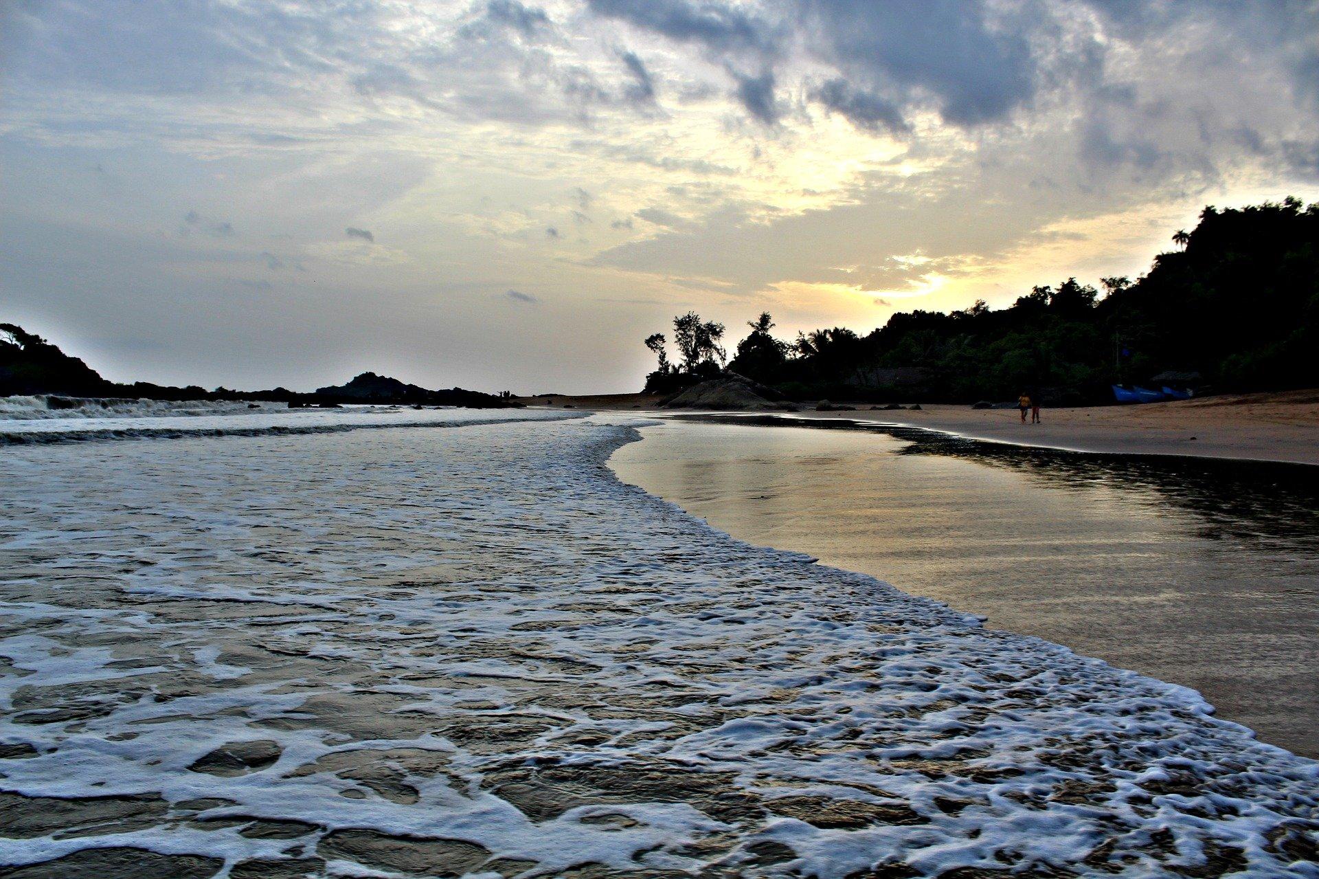 Popular Beach To Visit In Karnataka-Gokarna Beach