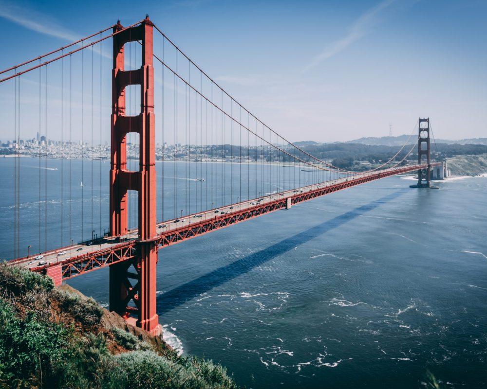 Golden Gate Bridge - A Must-Visit Attraction in San Francisco