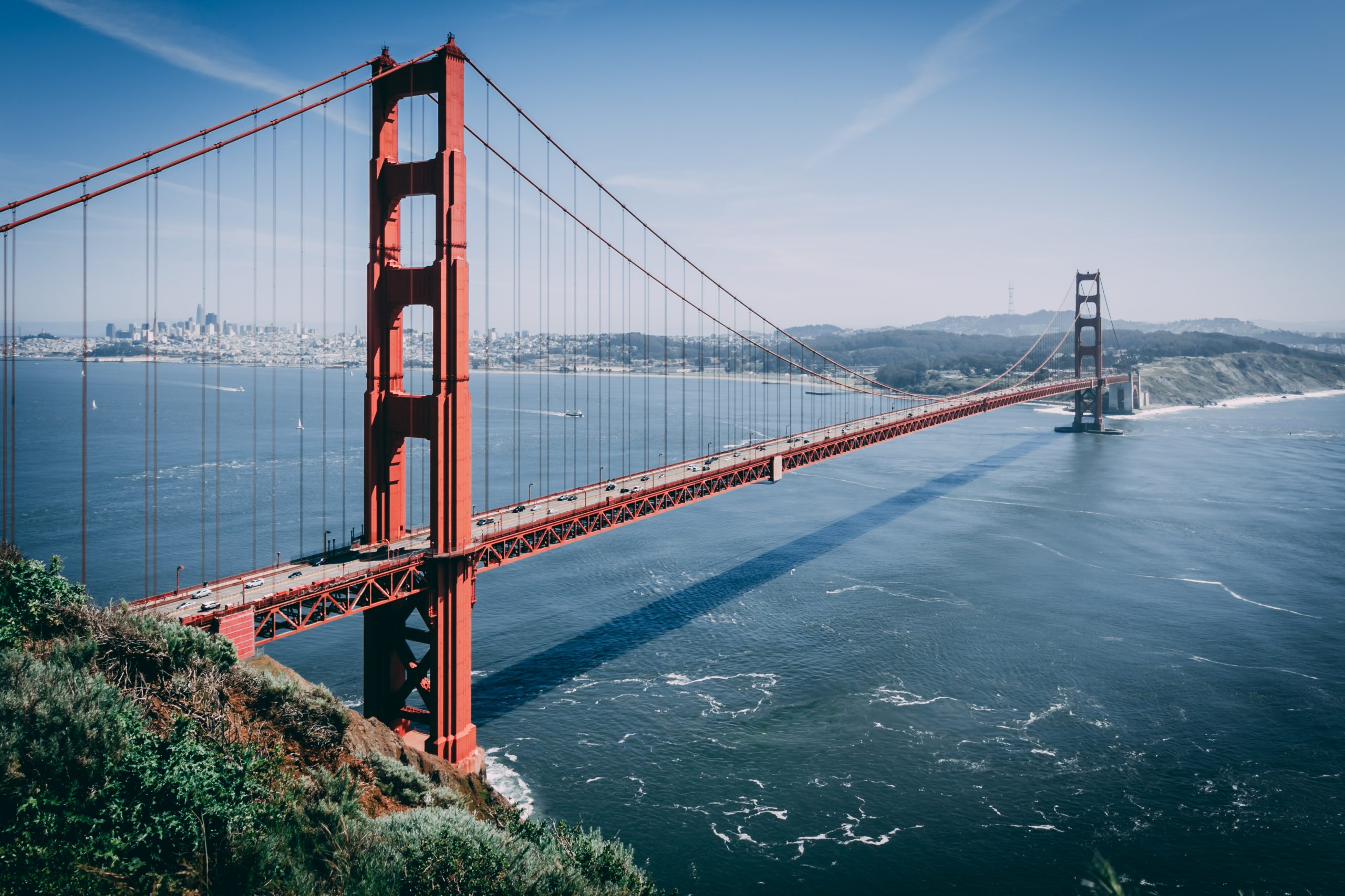 Golden Gate Bridge - A Must-Visit Attraction in San Francisco