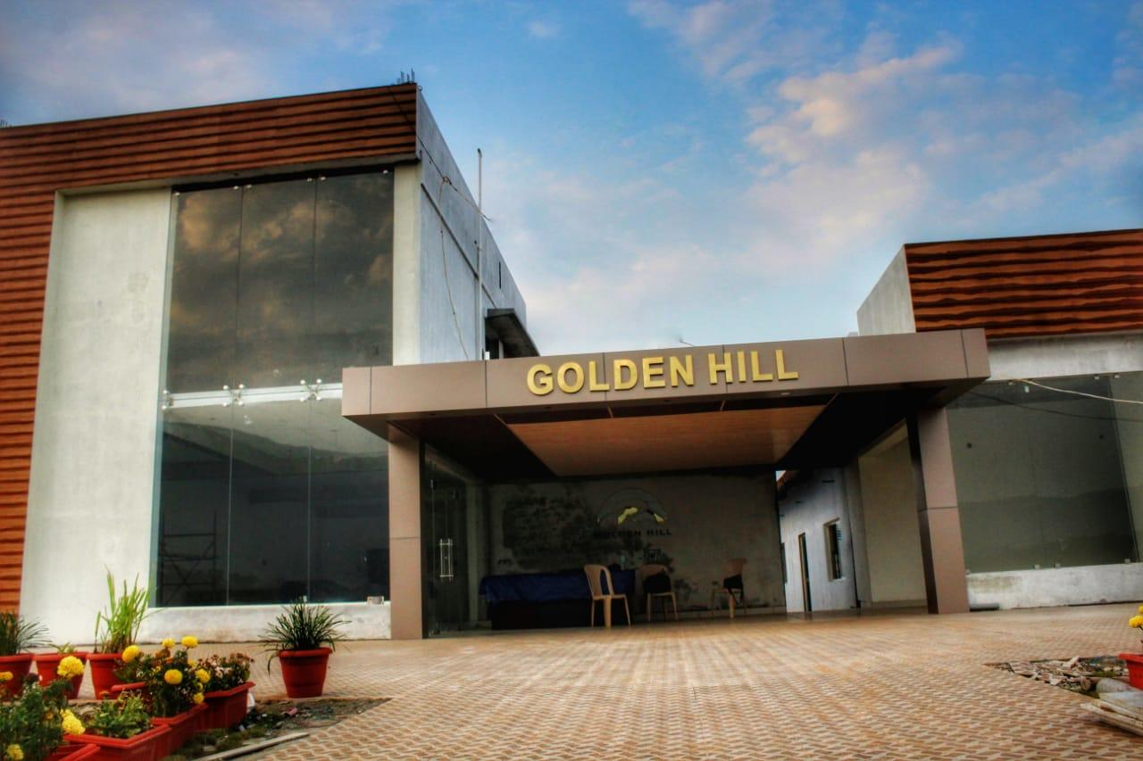 Hotel to Stay In Kudremukh-Golden Hill Hotel