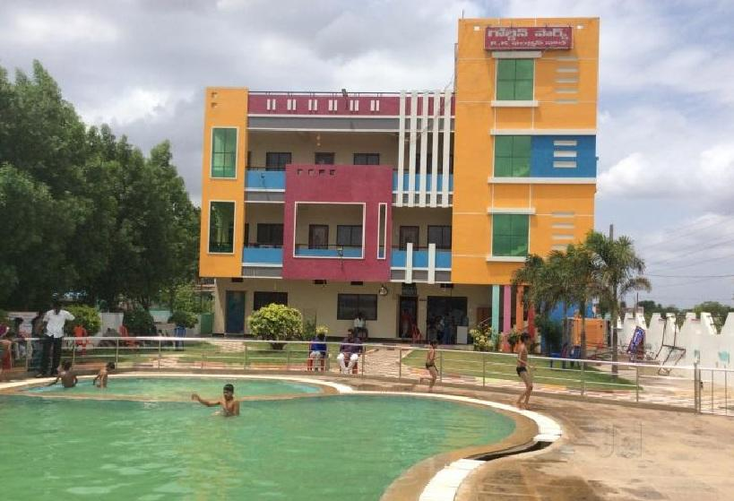 Best Hotel To Stay Near Ahobilam Temple-Golden Park