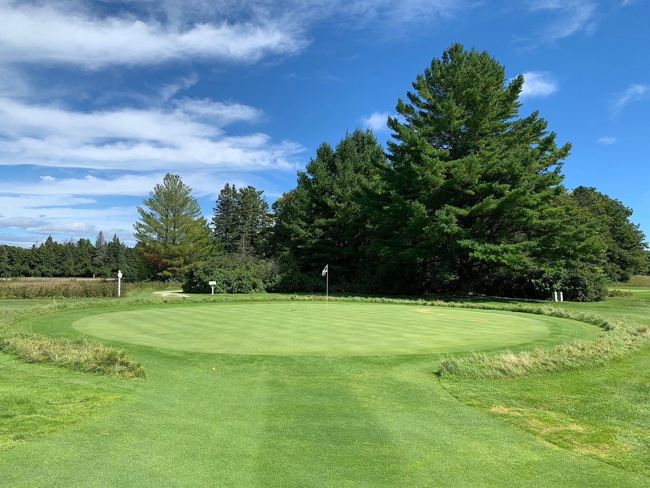 Brush Your Skills At The Unique Golf Courses Along With The Views, Mackinac Island