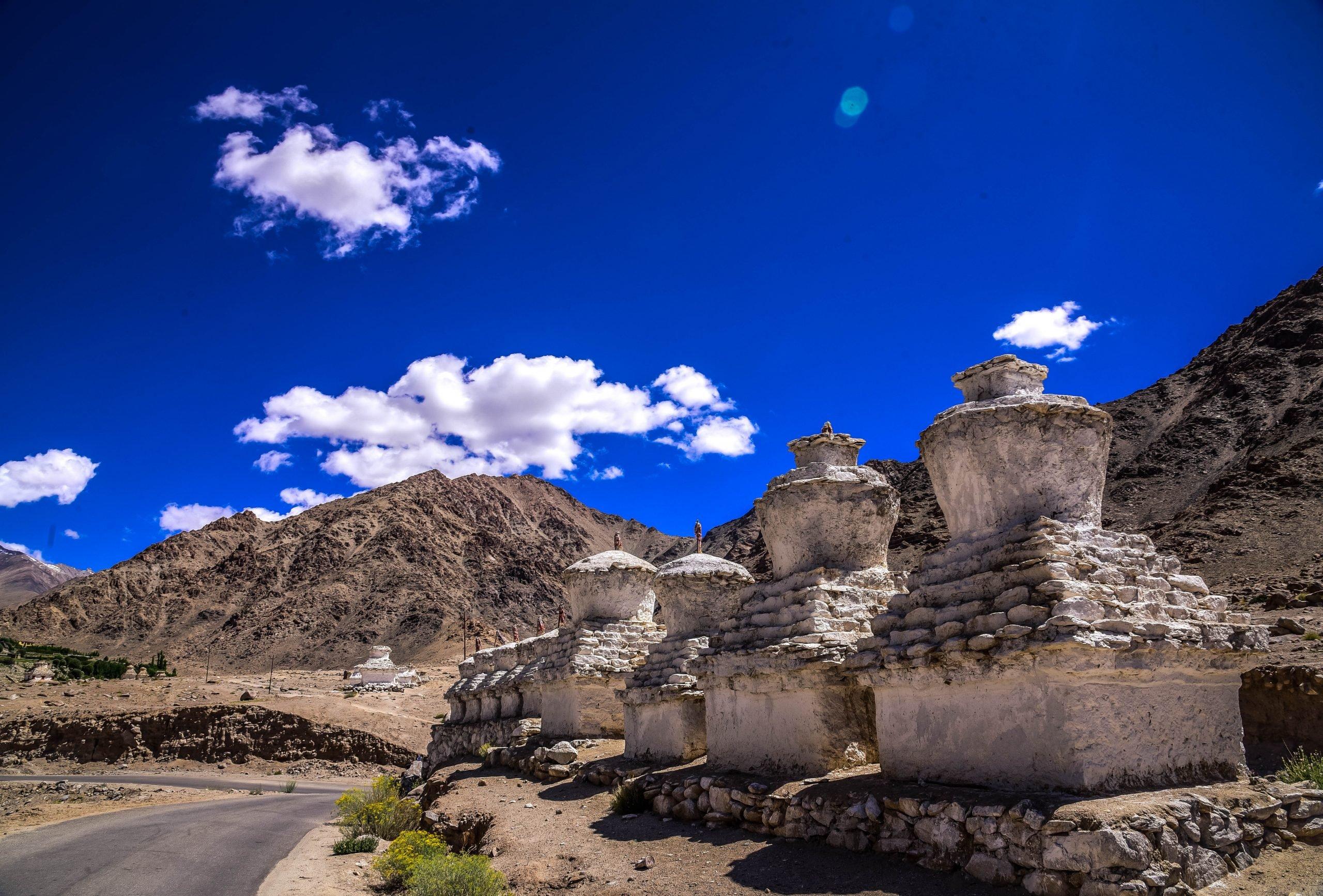 Gompas, Ladakh - Amazing Tourist Destination in North India
