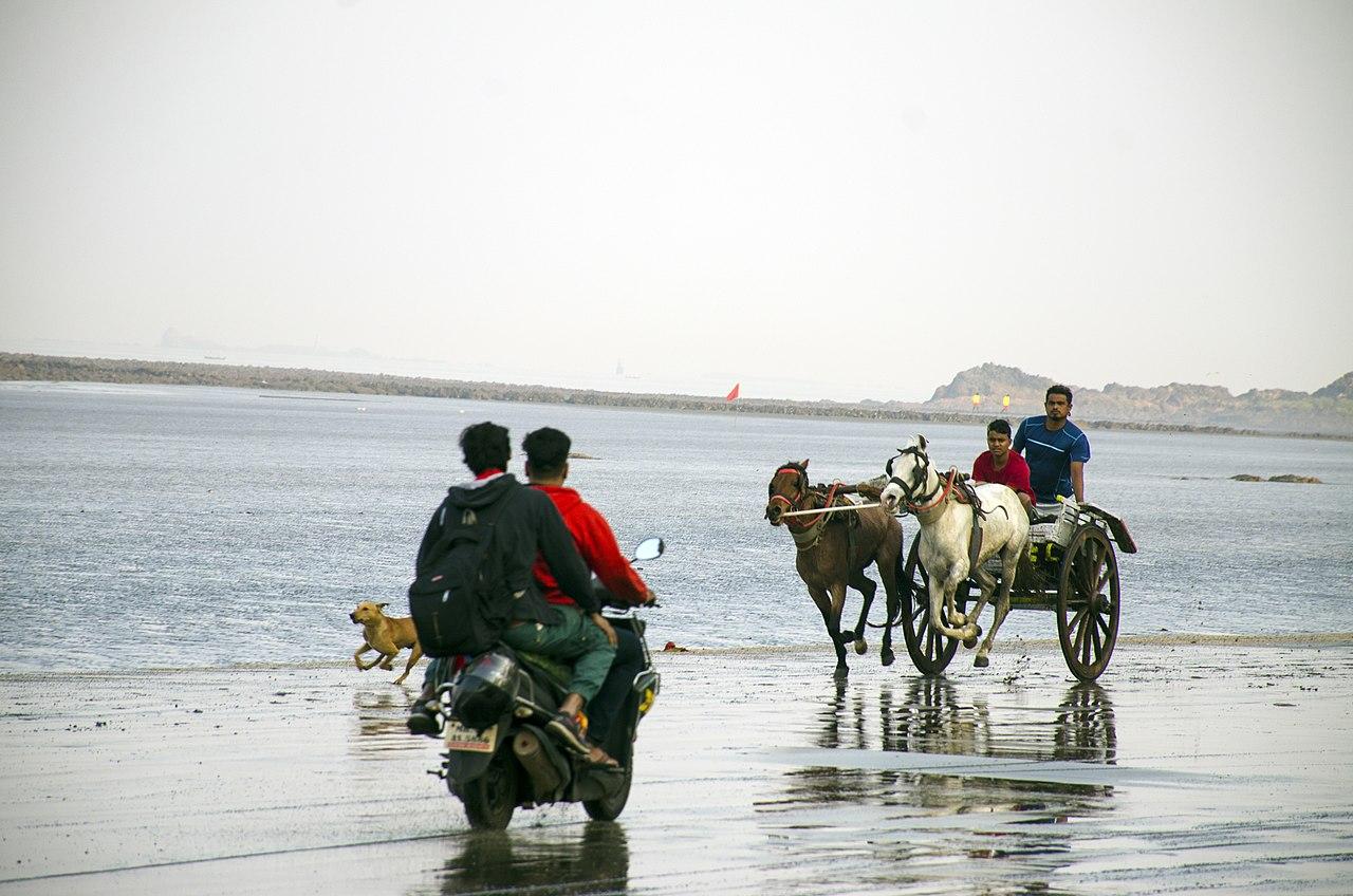 Best Place to Visit Near Manori Beach-Gorai Beach