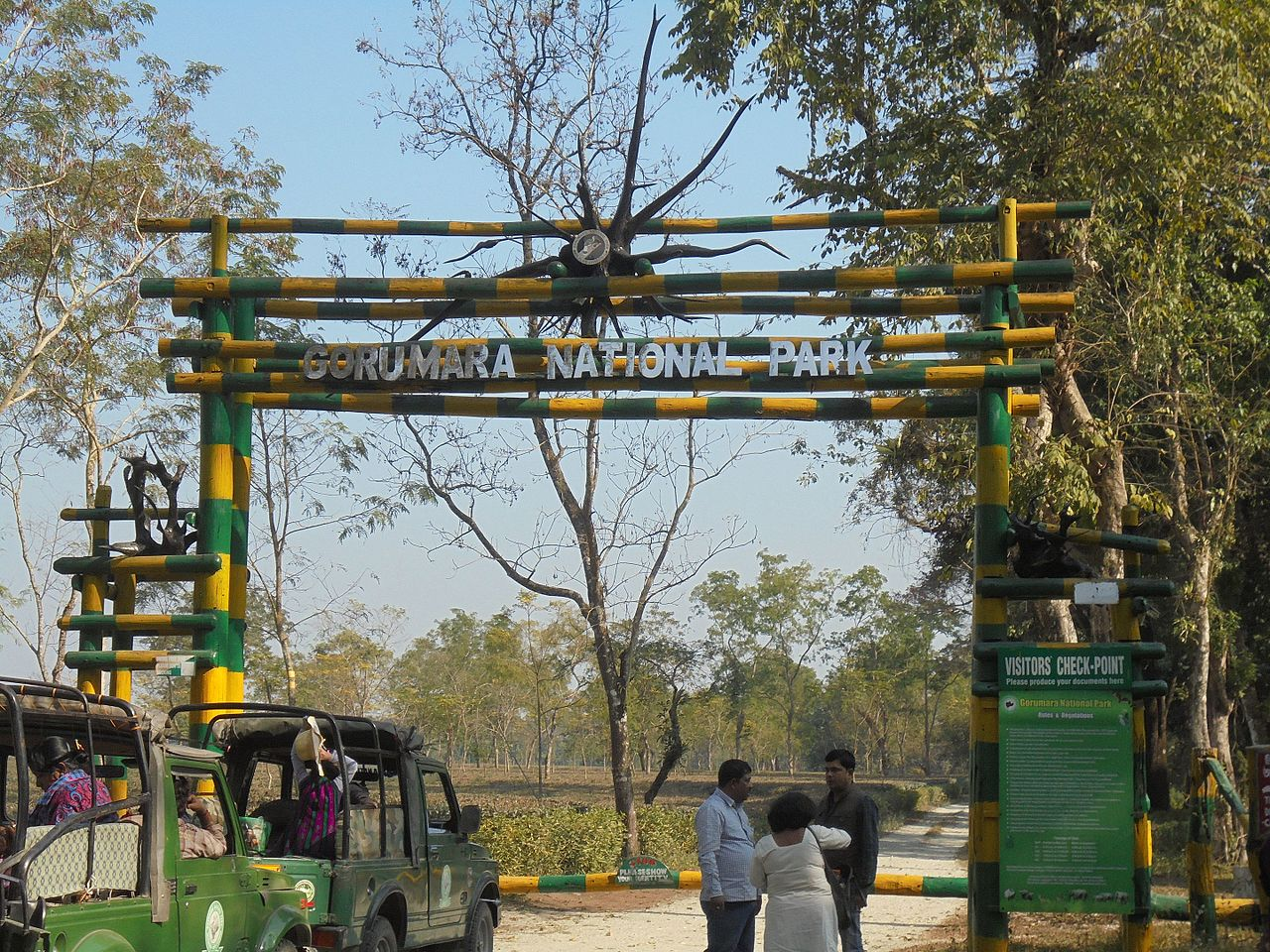 Gorumara National Park - Place in Lataguri That Every Wanderlust Travelers Will Love