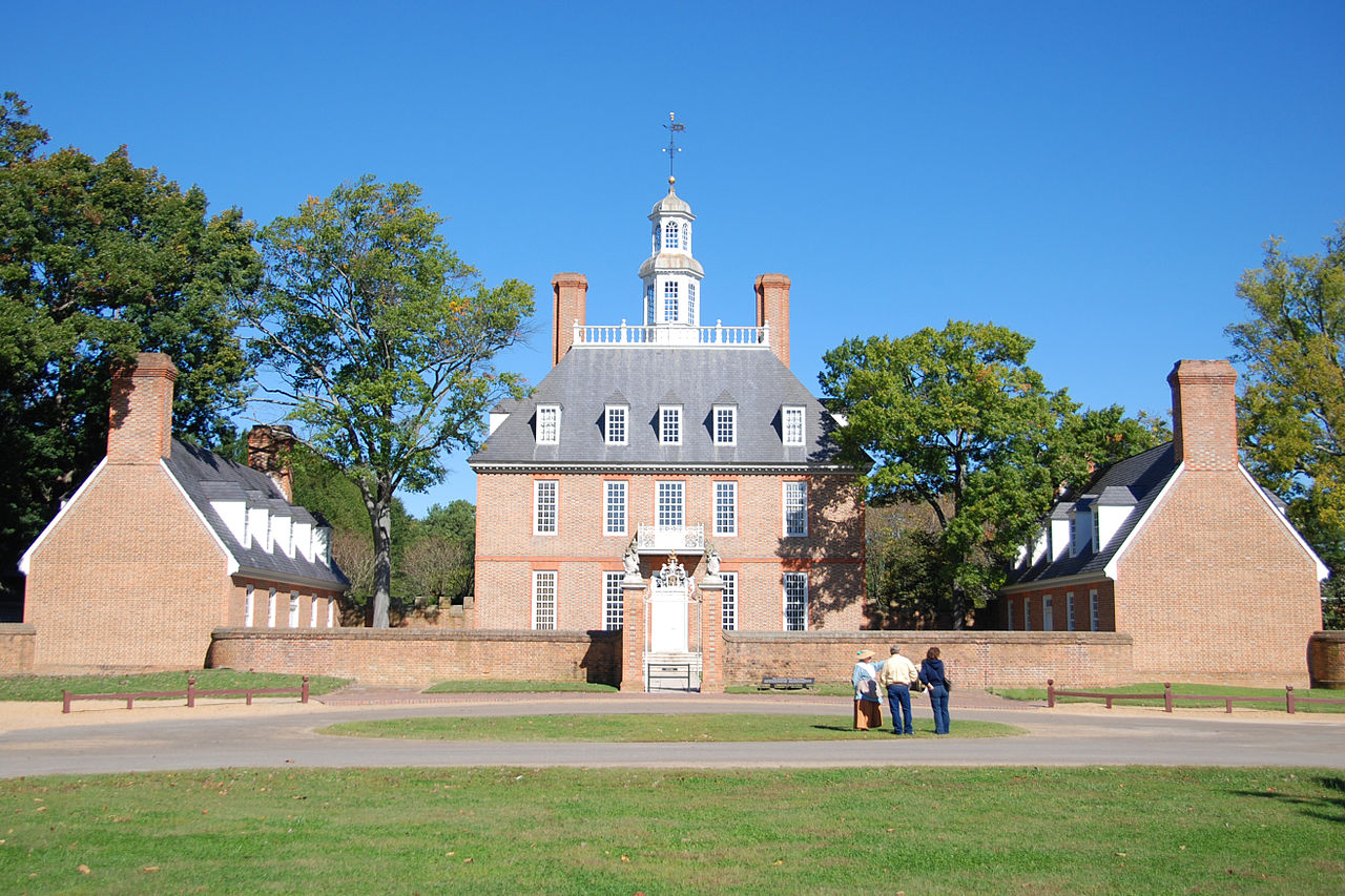 Governor's Palace - Enticing Place to Visit in Williamsburg