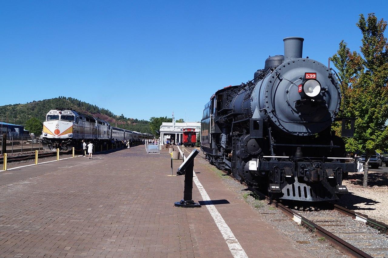 Grand Canyon Railway - Astounding Historical Site in Arizona