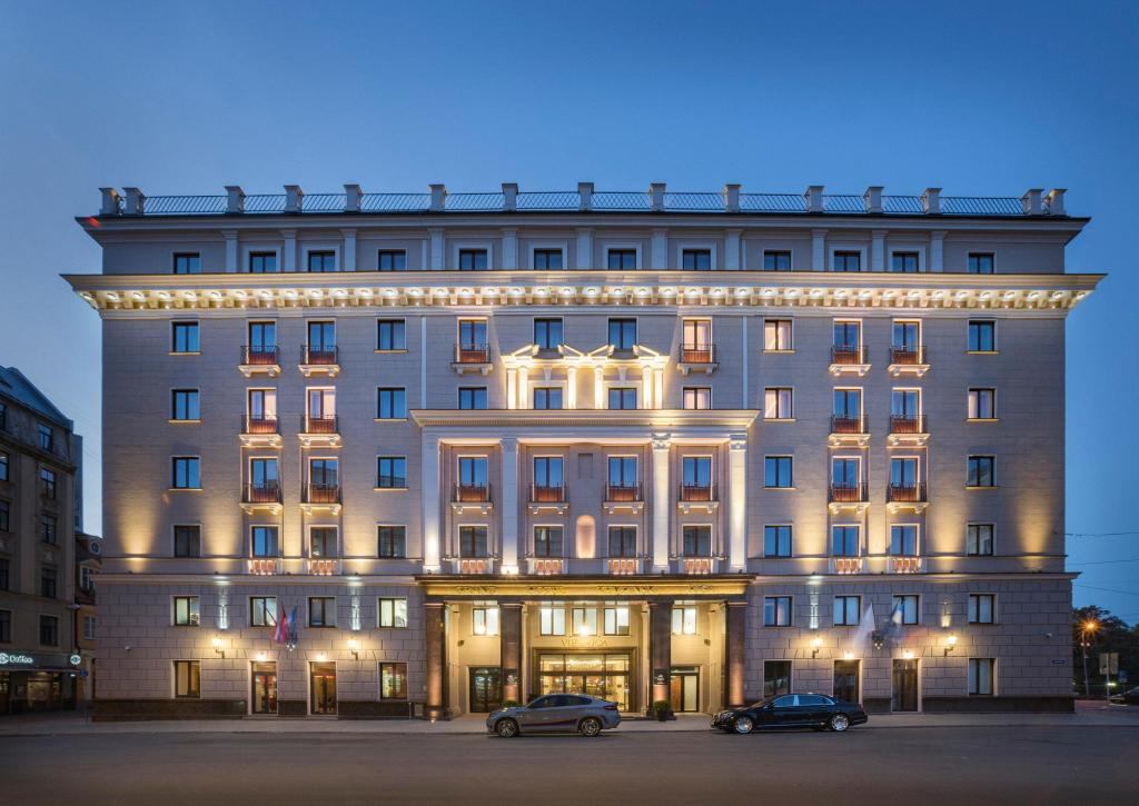 Grand Hotel Kempinski Riga-Luxury Hotels To Stay In Riga
