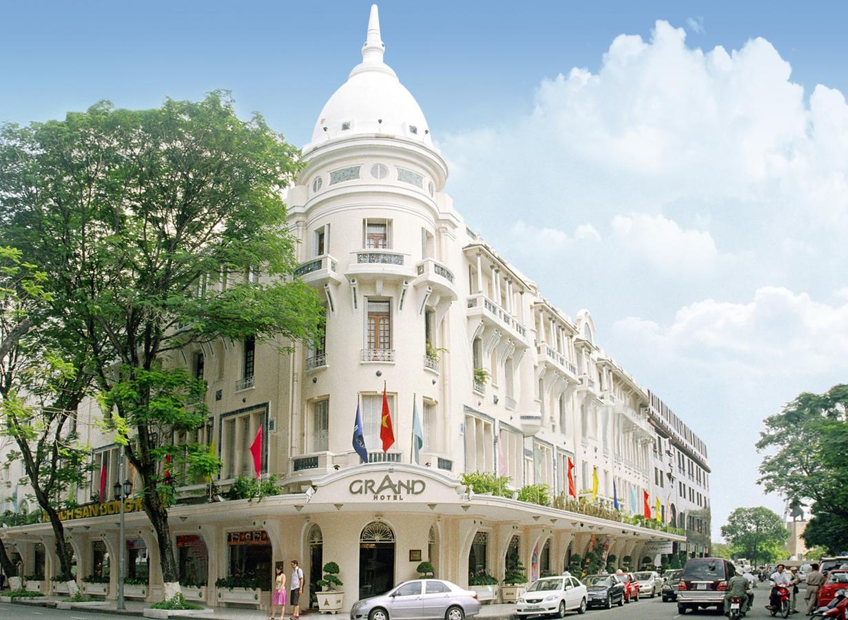 Best Casino Hotel in Ho Chi Minh City-Grand Hotel (The Grand Club)