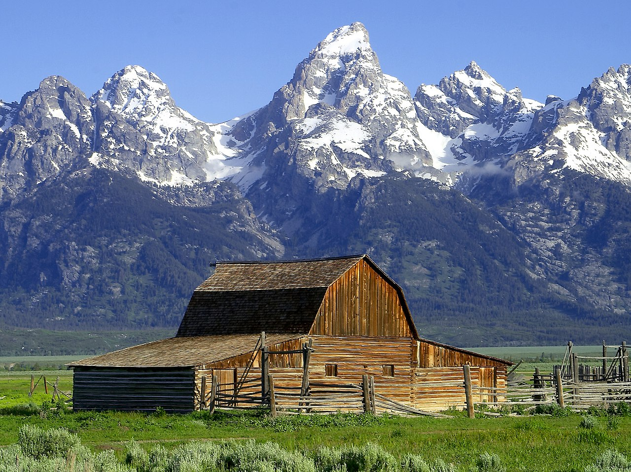 Sight-seeing National Parks In Texas-Grand Teton National Park