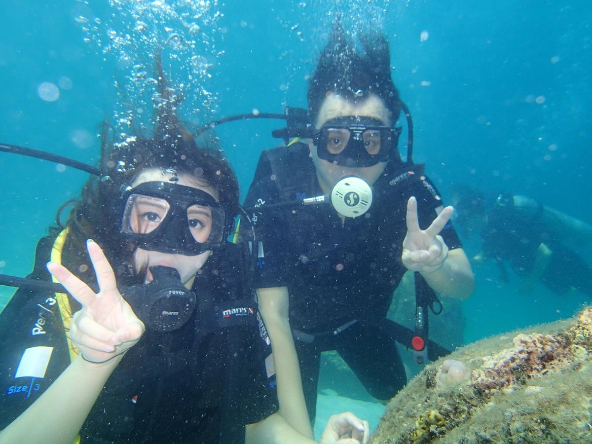 Top Spot for Scuba Diving in Goa-Grande Island