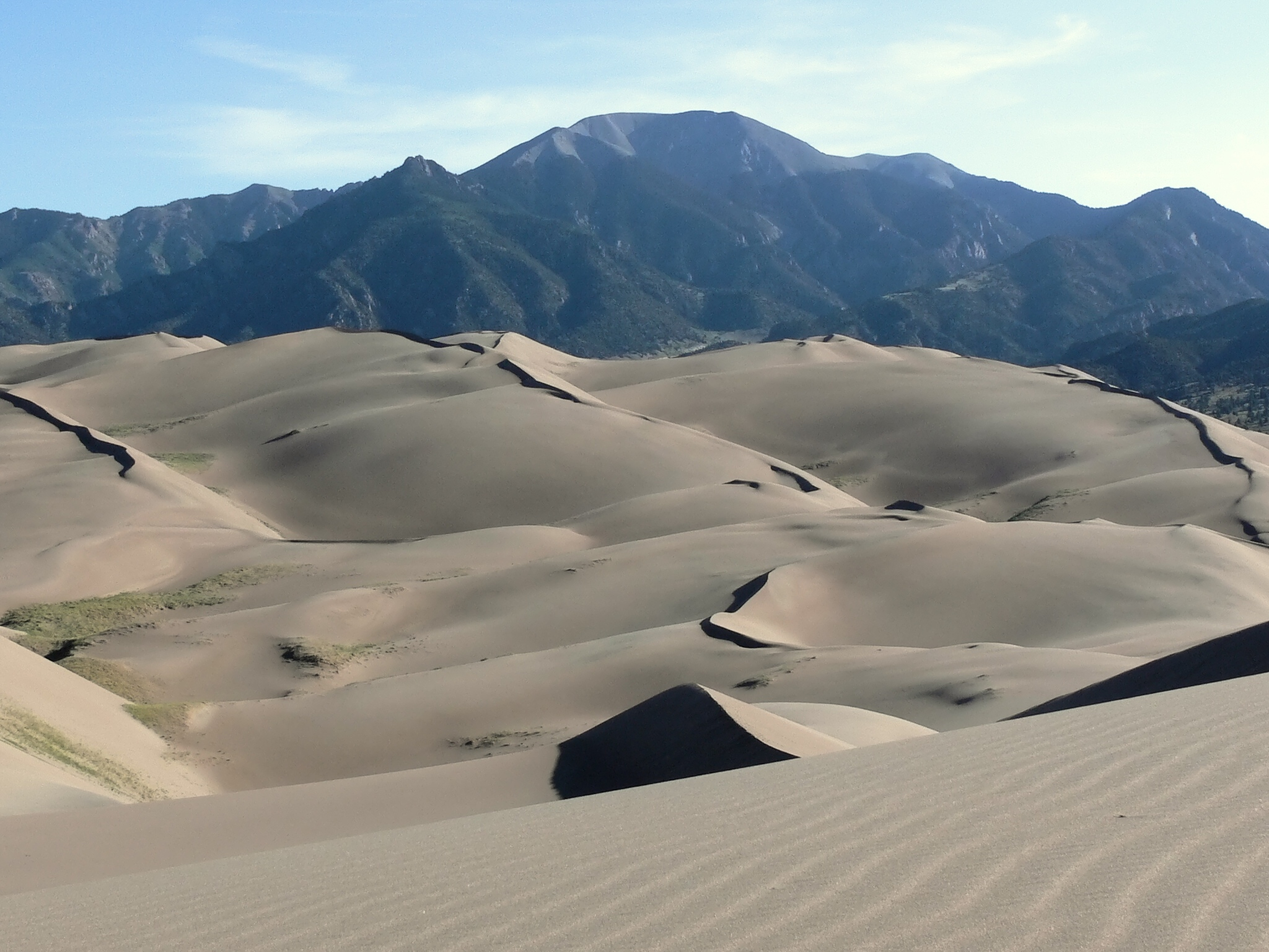 Top Place to Visit In Colorado-Great Sand Dunes National Park and preserve