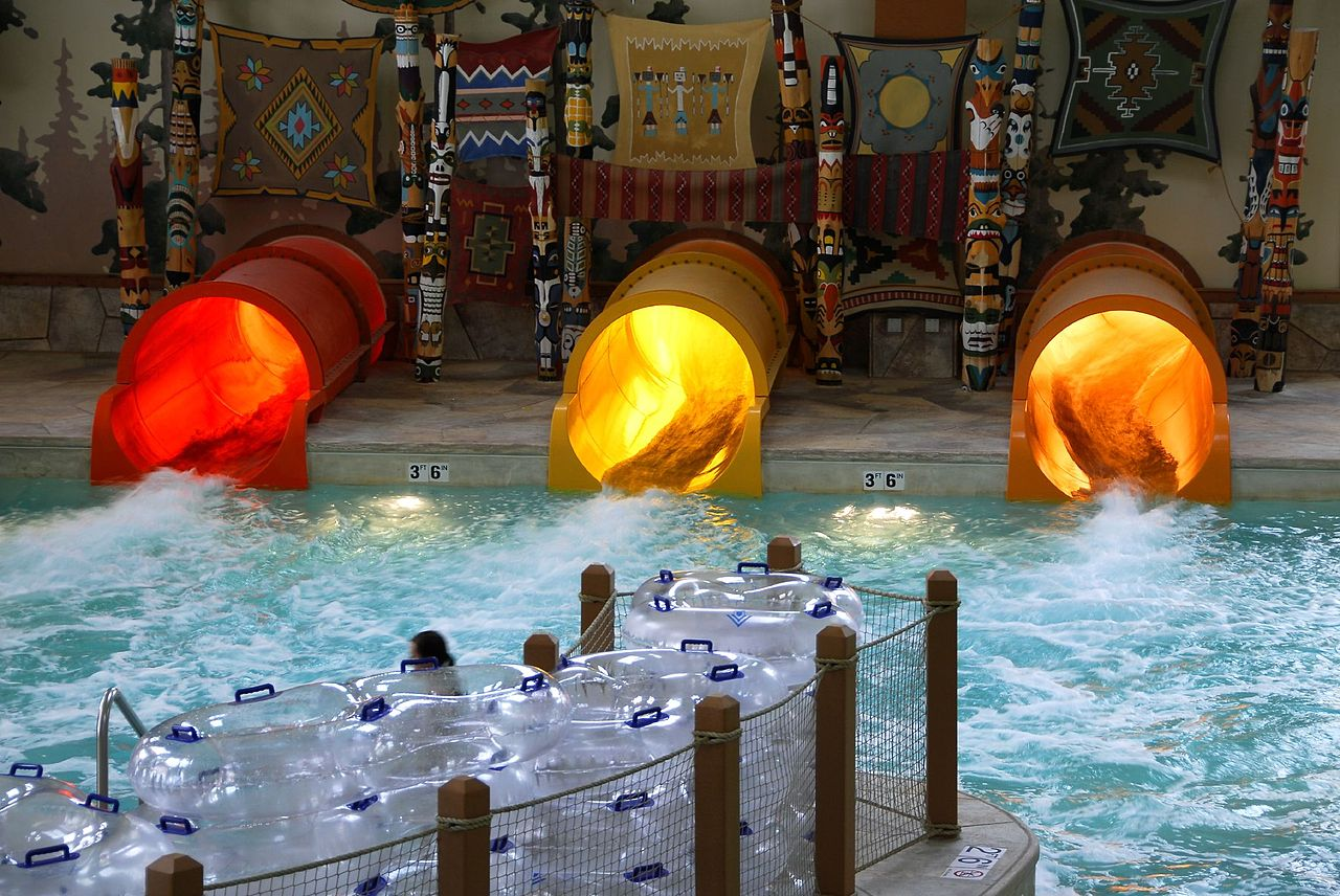 Top 5 Amusement and Water Parks In Anaheim