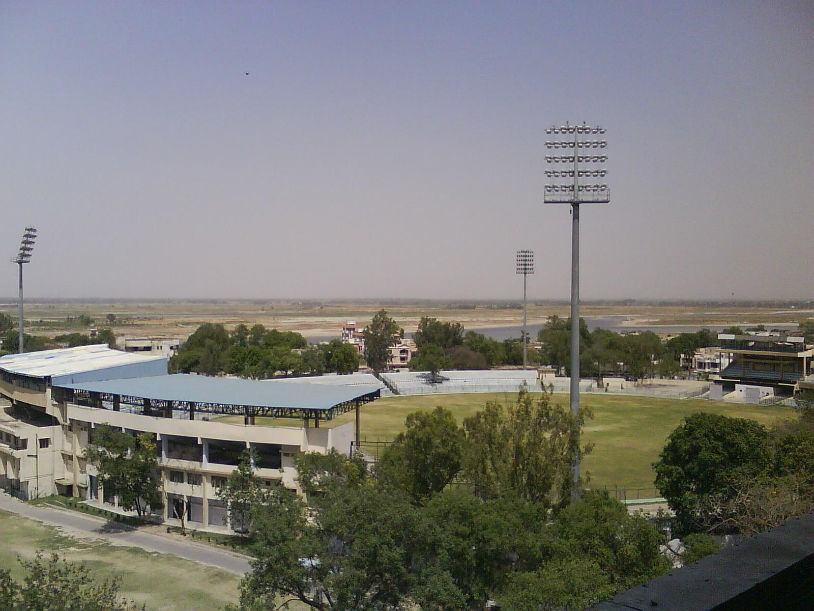 Must-Visit Sight-Seeing Destinations in Kanpur-Green Park Stadium