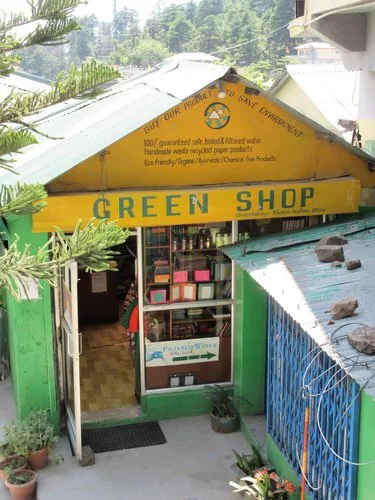 Green Shop - Shopping in Dharamshala and Mcleodganj
