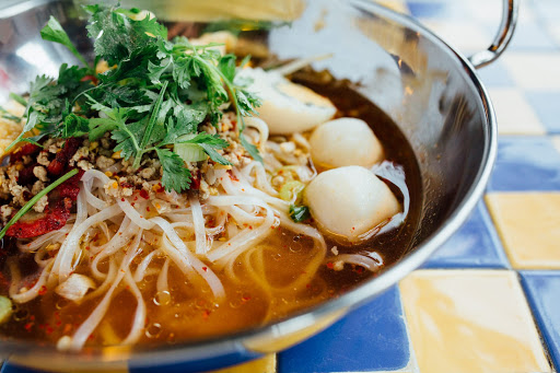 Amazing Dish in Thailand-Guay Teow