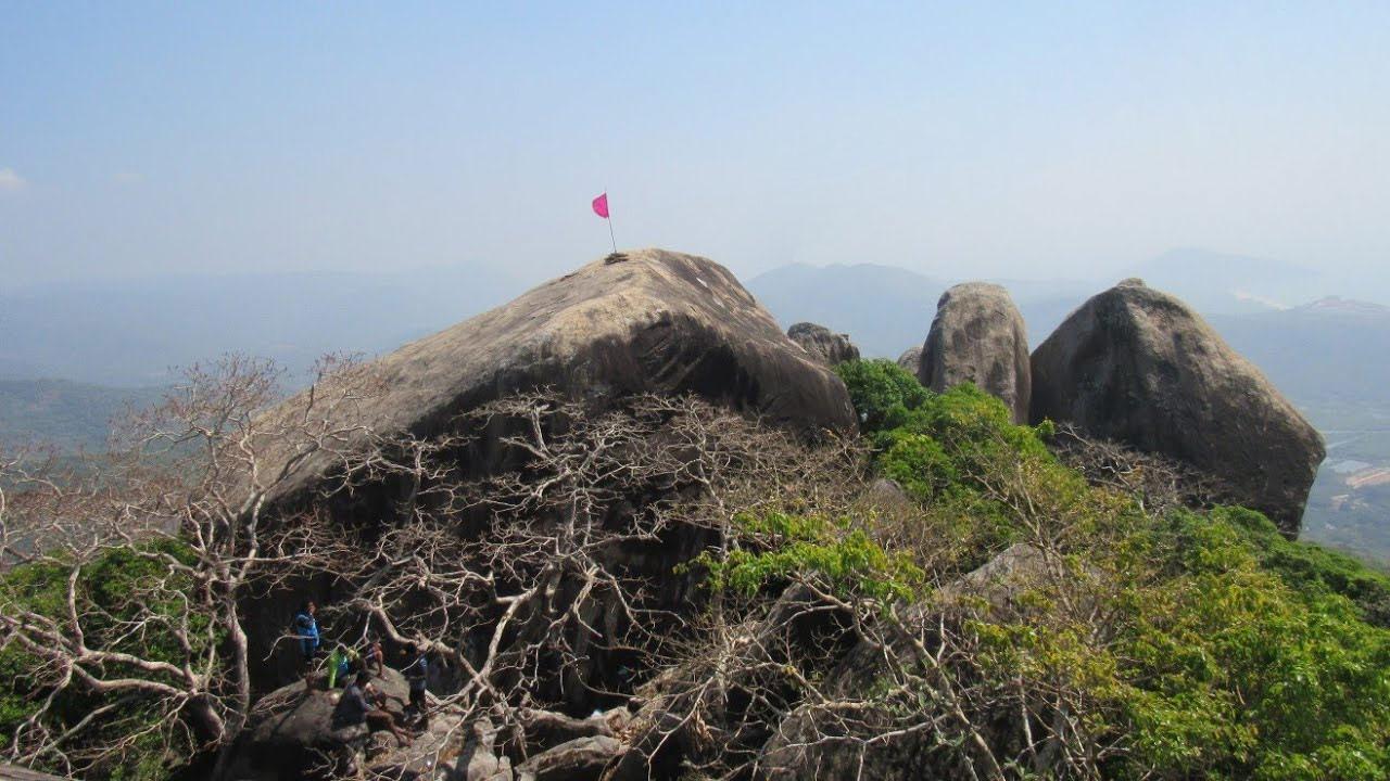 Top Place To Visit In Karwar-Guddali Peak, Karwar, Karnataka