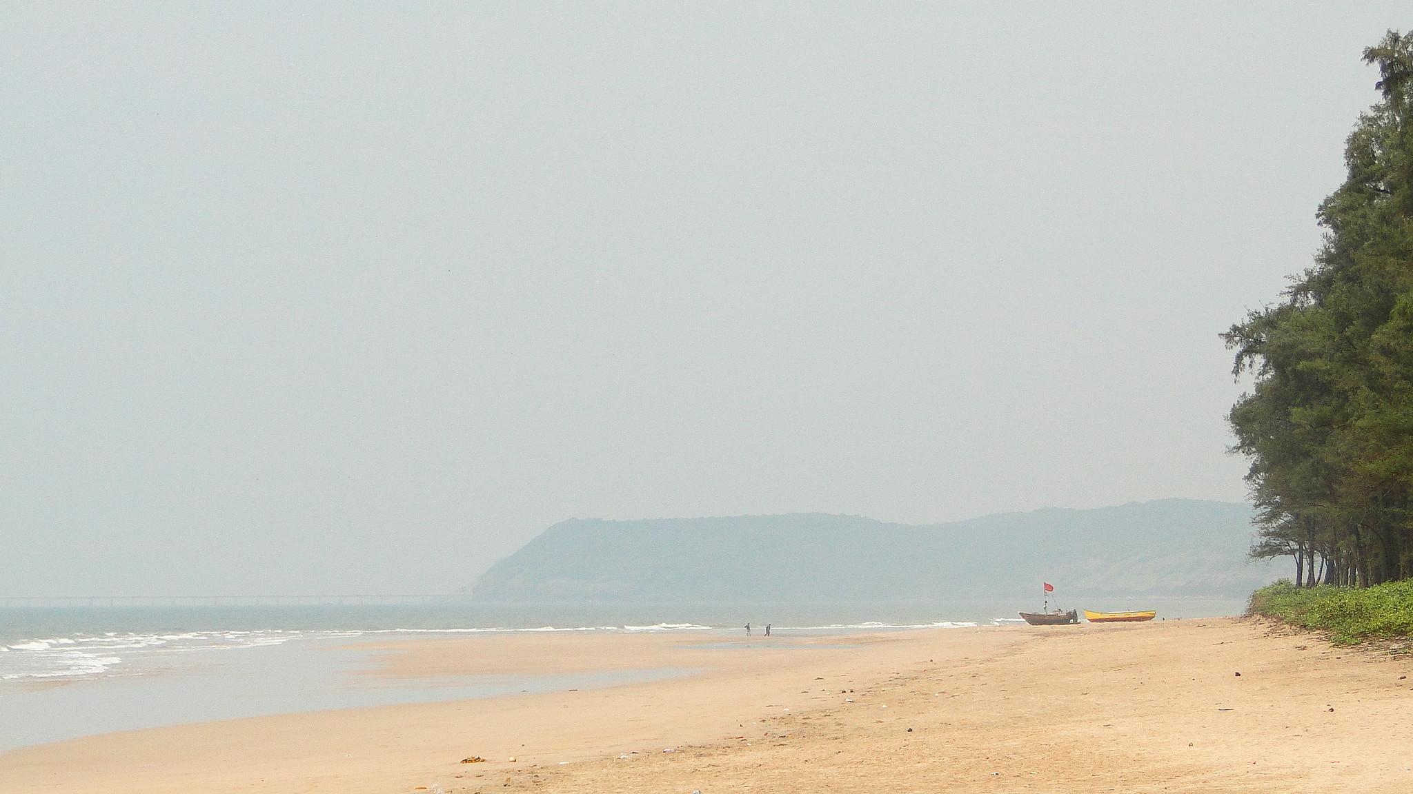 Guhagar Is Best Beach To Visit in Ratnagiri