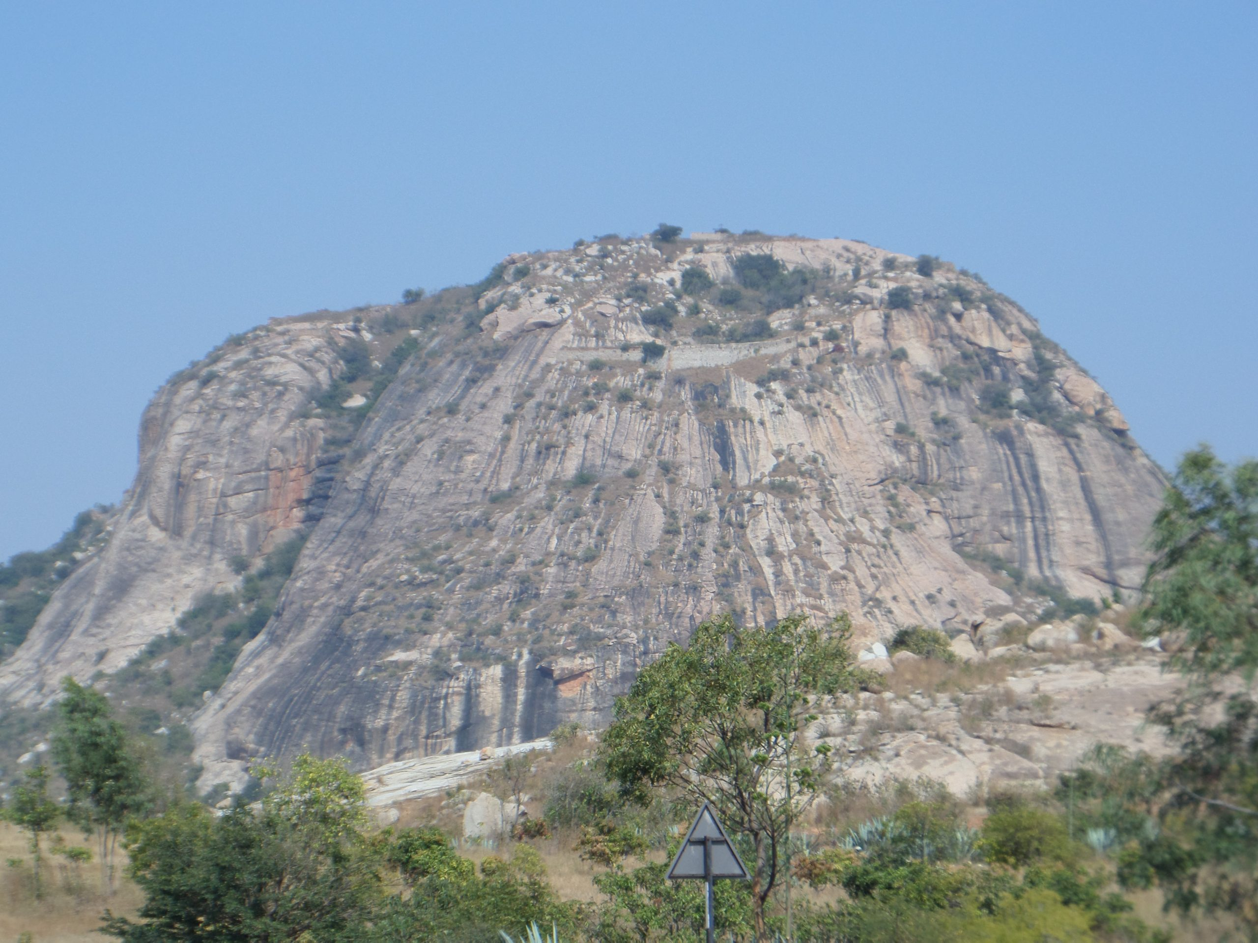 Amazing Place to Visit in Chittoor For Nature Lovers-Gurramkonda Fort