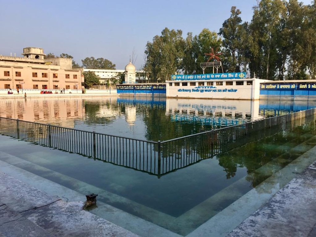 Top-Rated Place to Visit in Moga-Gurudwara Nanaksar Sahib