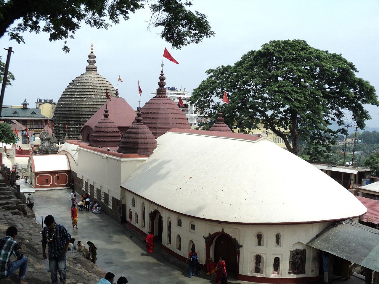 Top Weekend Getaways from Coochbehar-Guwahati, Kamakhya temple