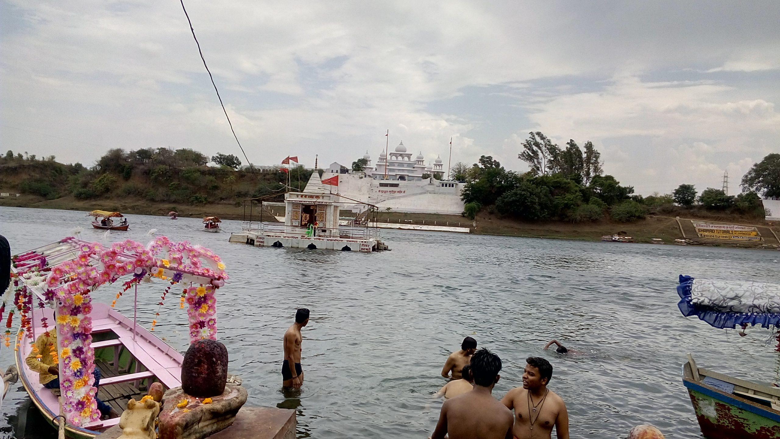 Gwarighat Best Place In Jabalpur