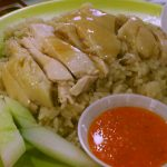 Hainanese Chicken Rice - Top Mouth Watering Street Food Dishes of Singapore
