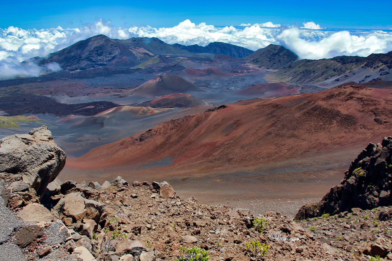 Haleakala National Park - The Place To Visit In Maui