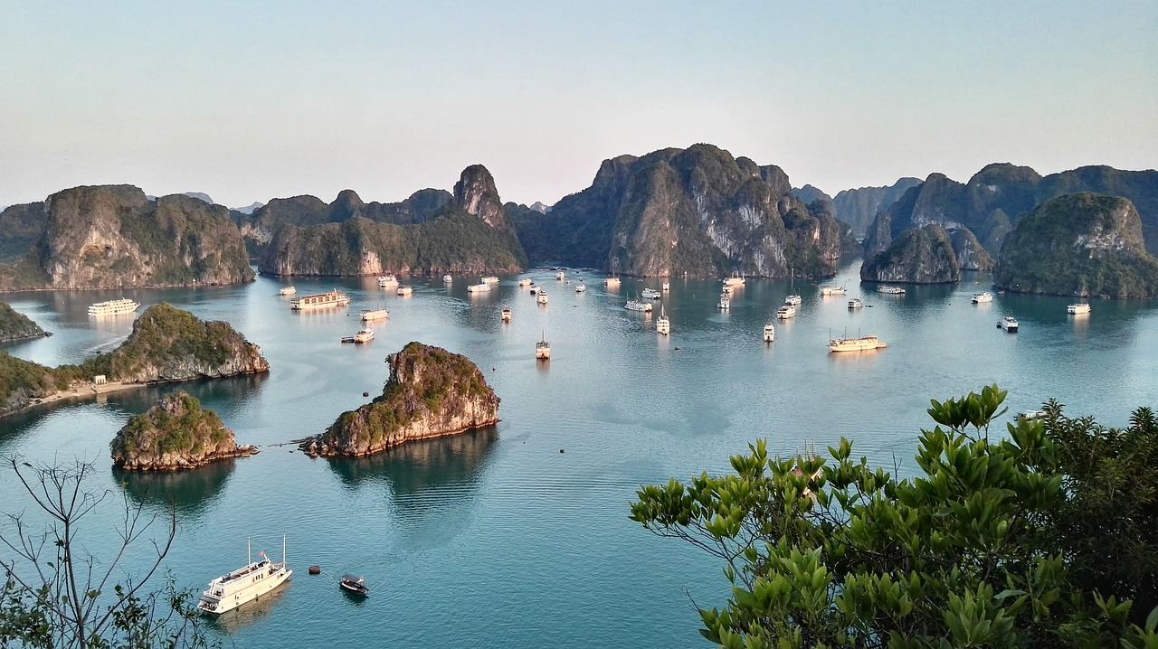 Halong Bay - Top Place in Vietnam That Every Tourist Must Visit