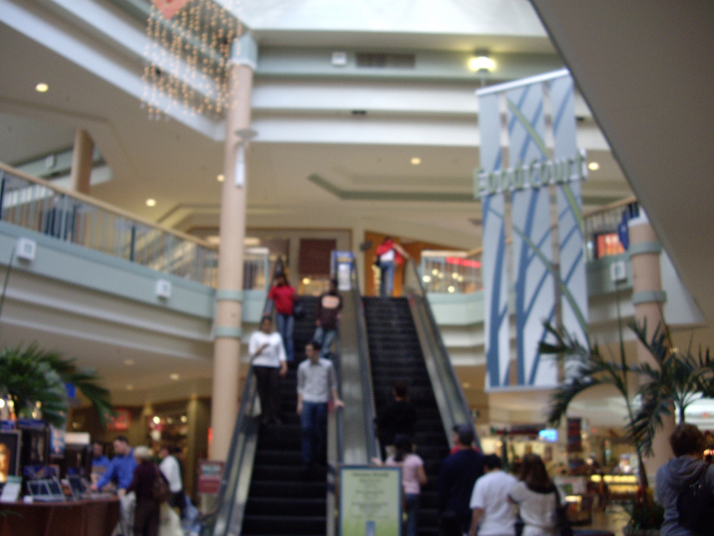 Amazing Place To Shop In Atlantic City-Hamilton Mall