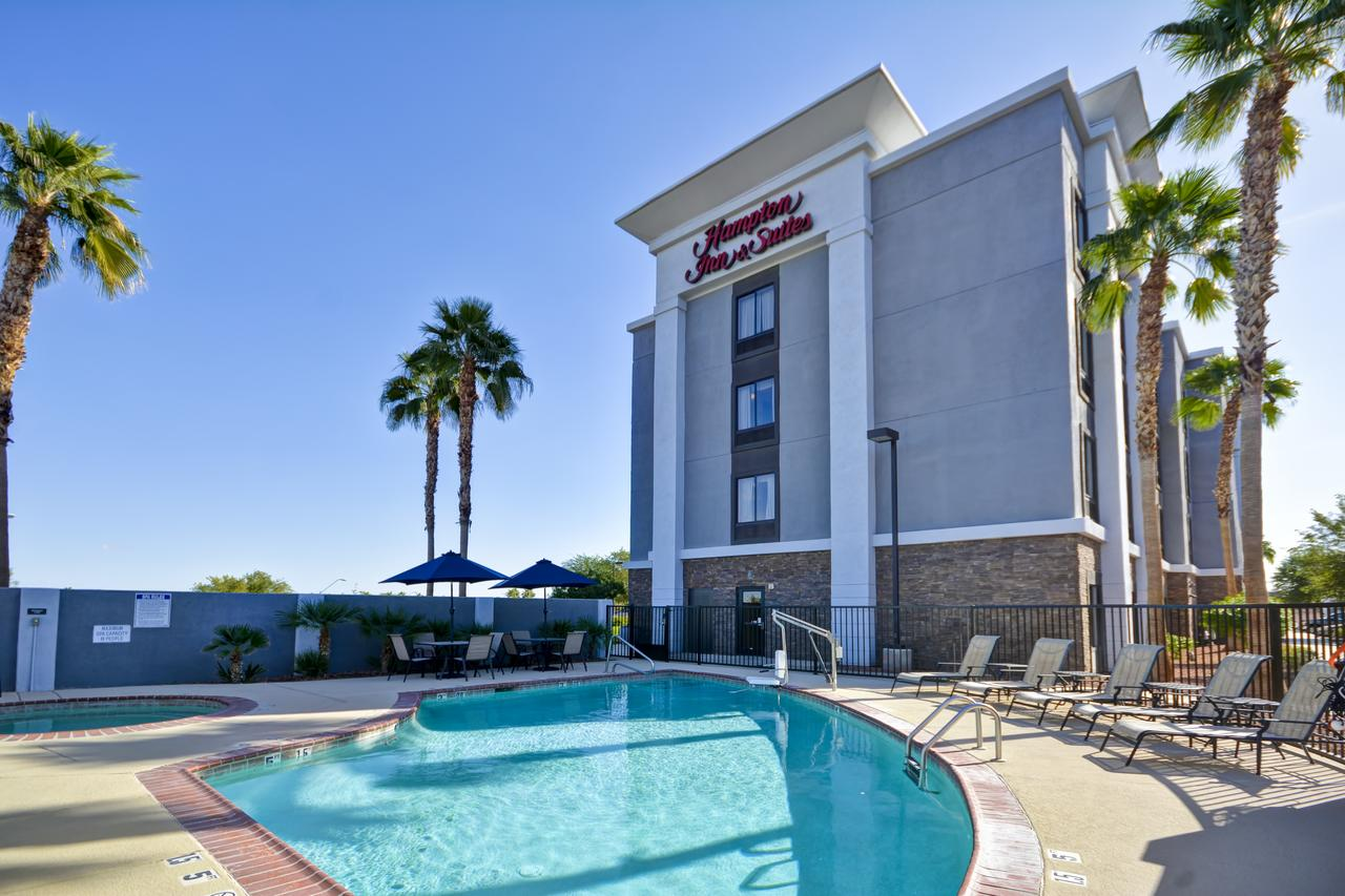 Super Stay Option in Yuma-Hampton Inn and Suites Yuma