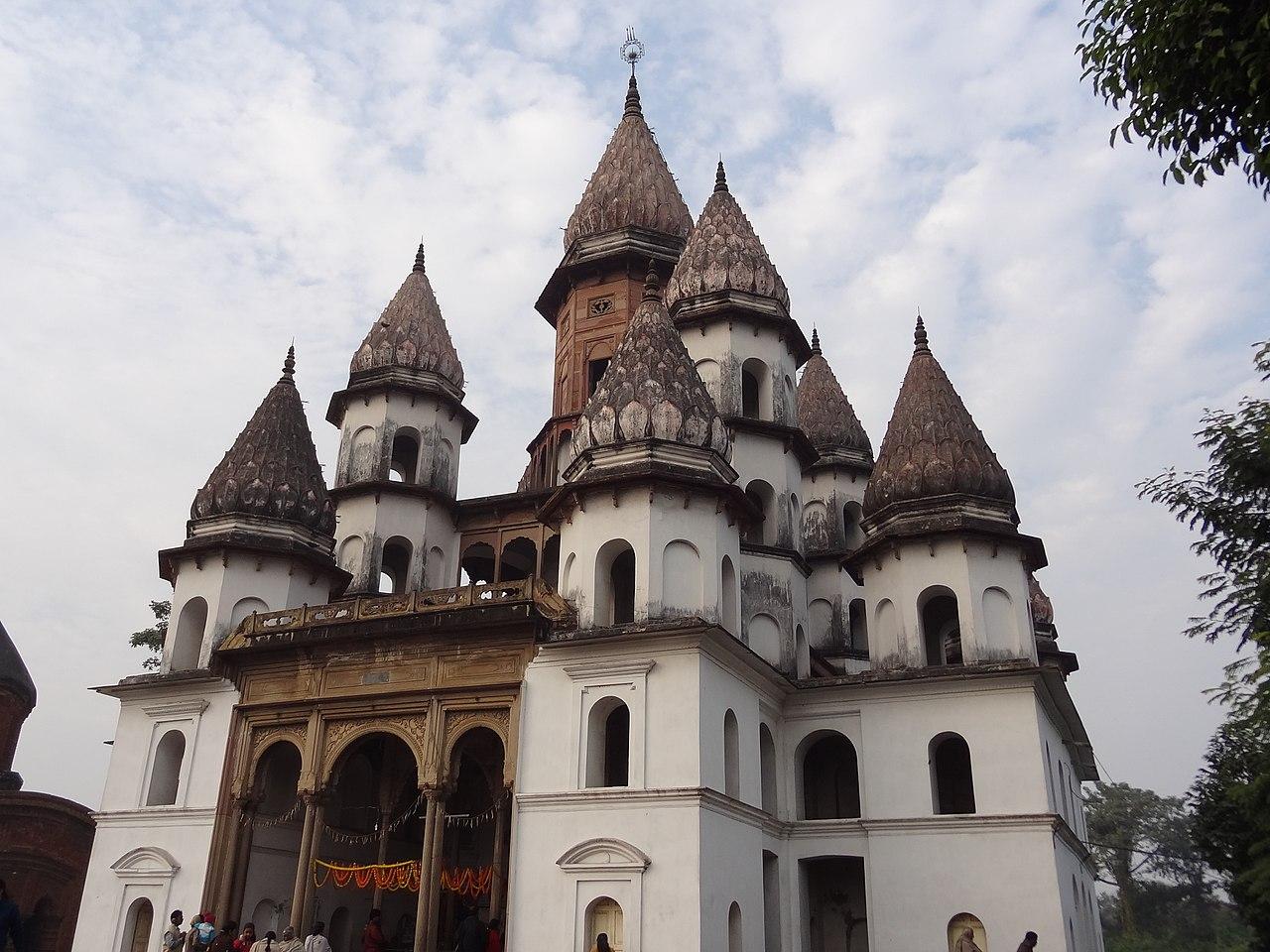 Renowned Temple in West Bengal-Hangseswari Temple