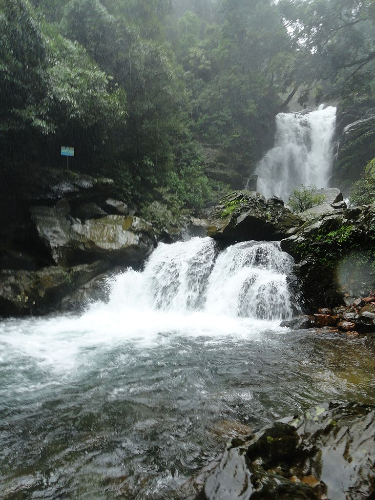 Place To Visit In Kudremukh-Hanuman Gundi Falls