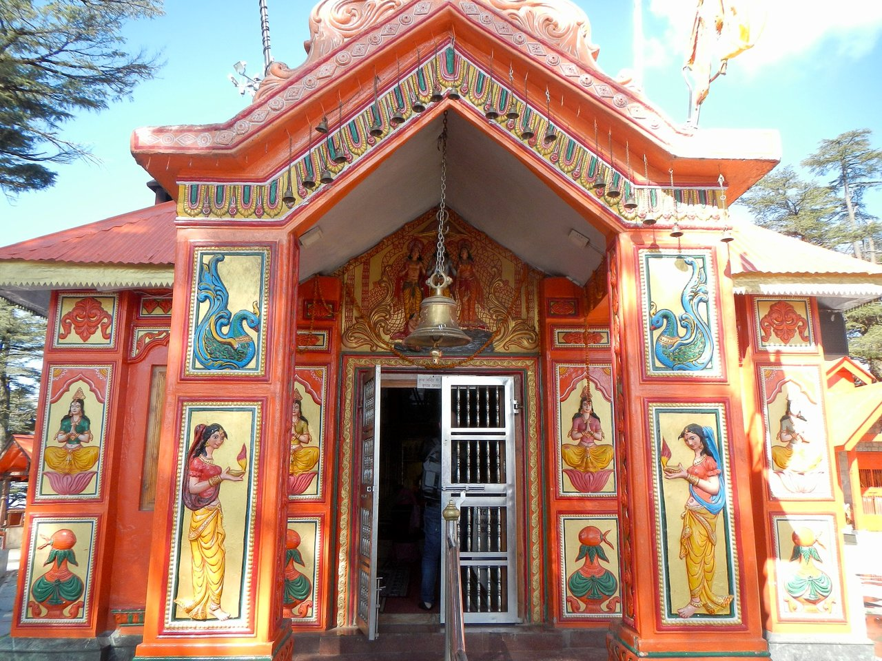 Places To See And Things To Do In Shoghi-Hanuman Temple