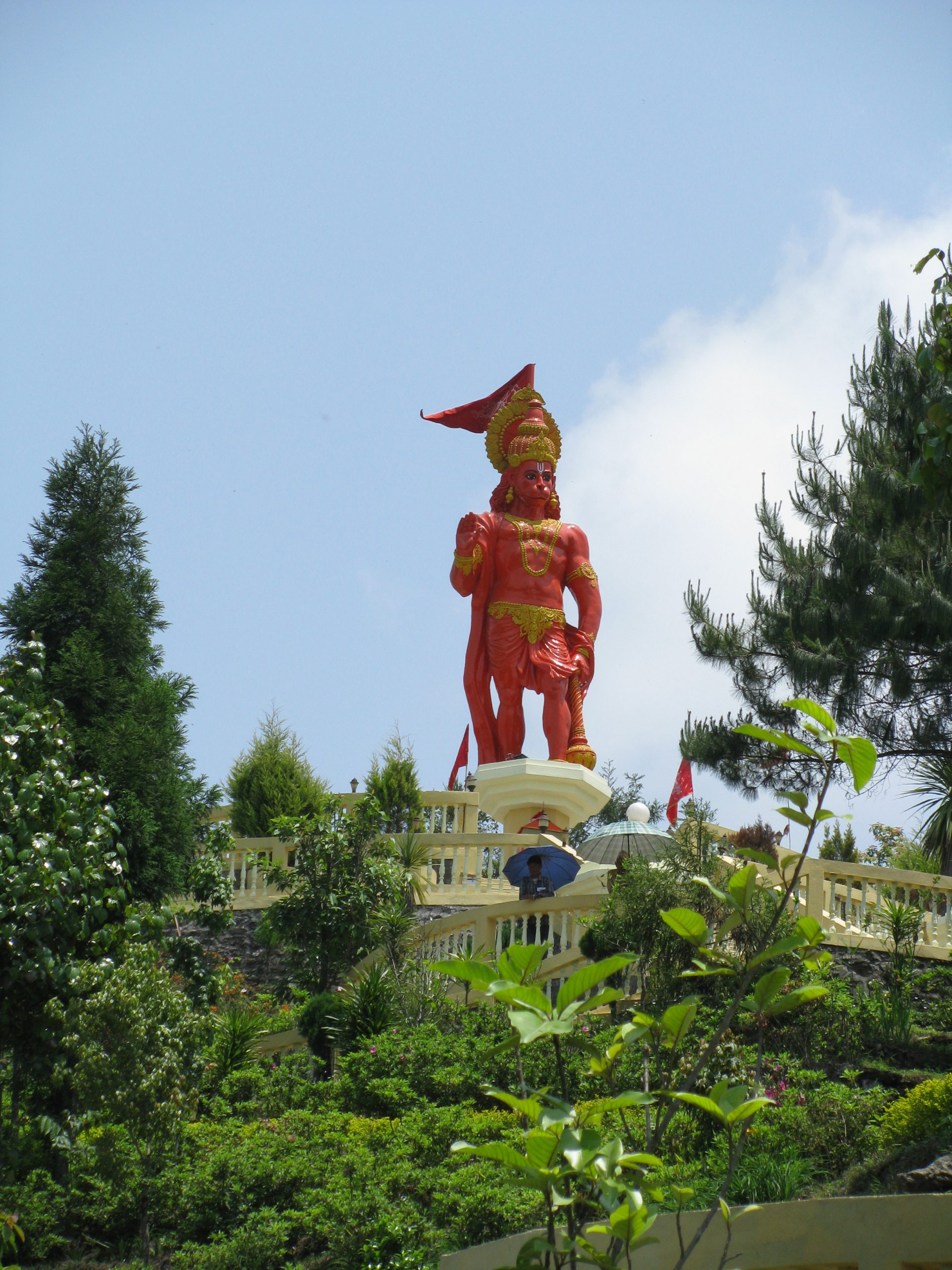 Hanuman Tok Things To Do And See In The Capital Of Sikkim