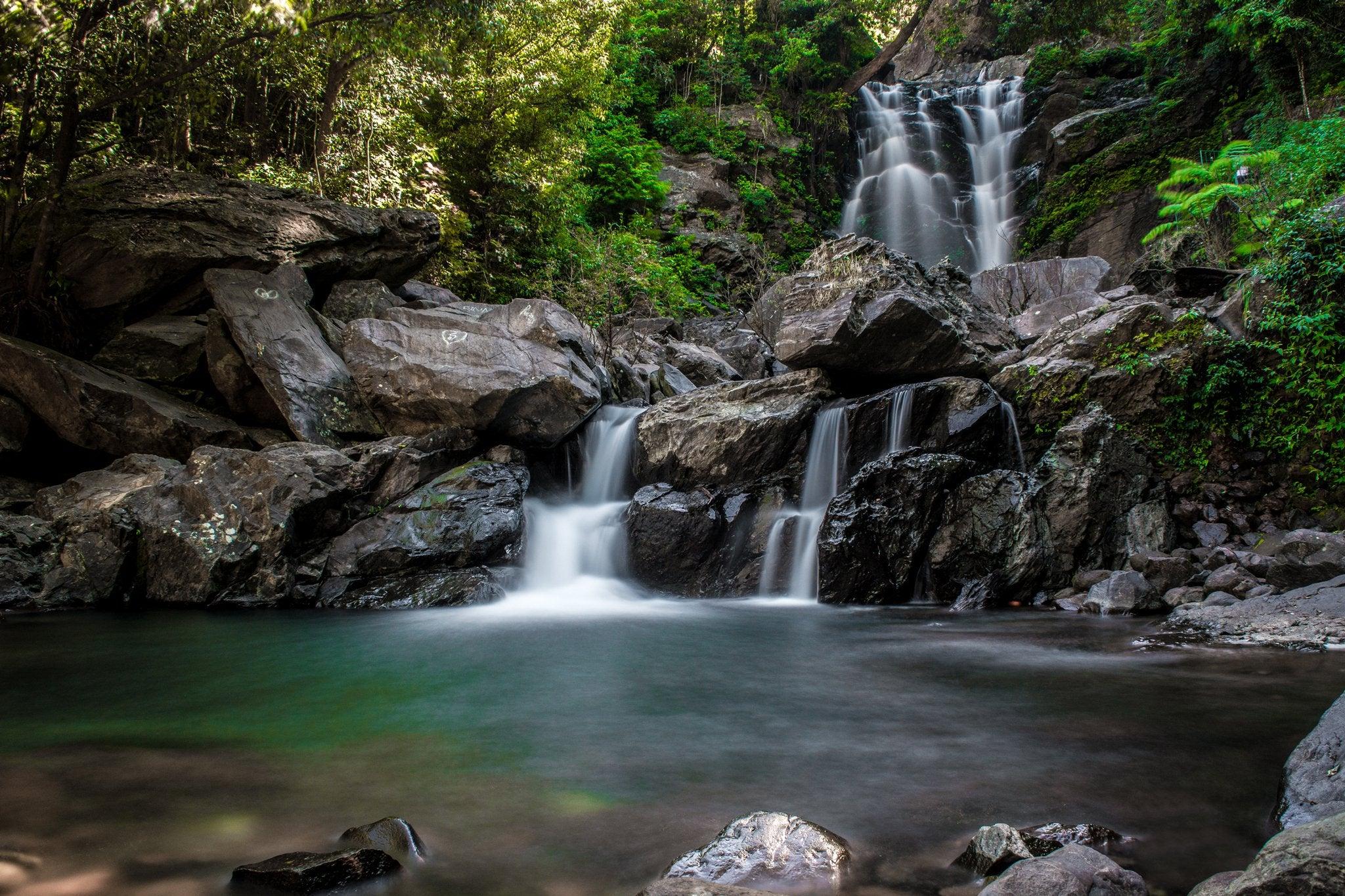Hanumana Gundi Falls - Amazing Places To Visit In Chikmagalur