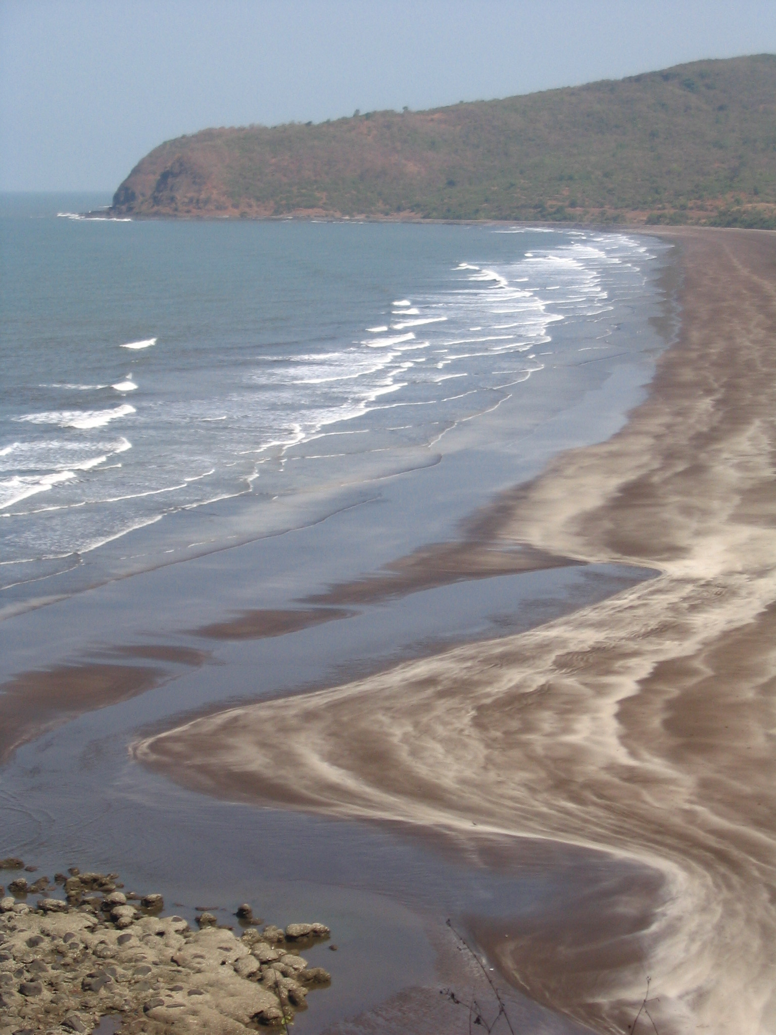 Top Harihareshwar Beach Near Pune