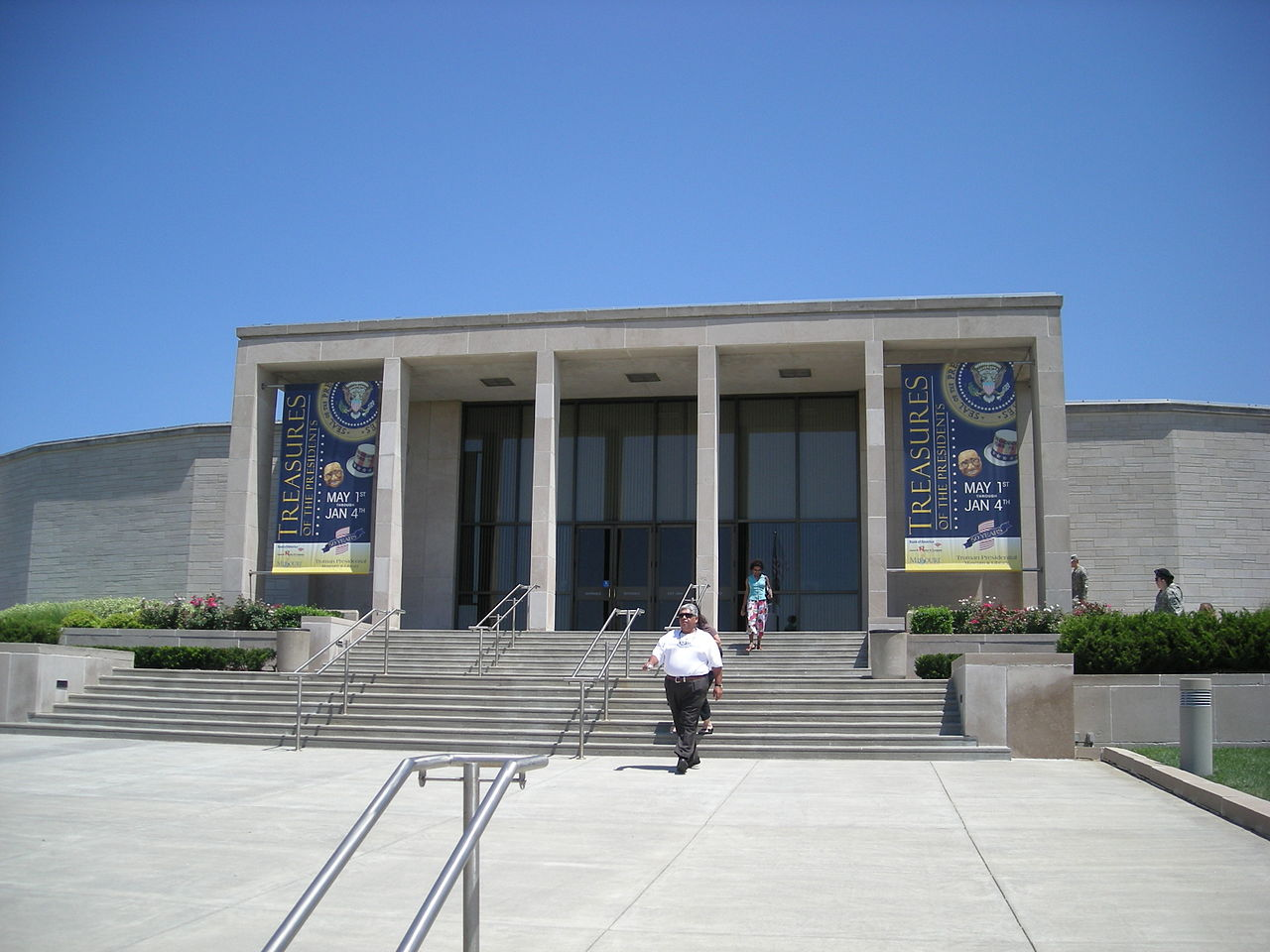 Incredible Place to Visit in Missouri-Harry S. Truman Library and Museum