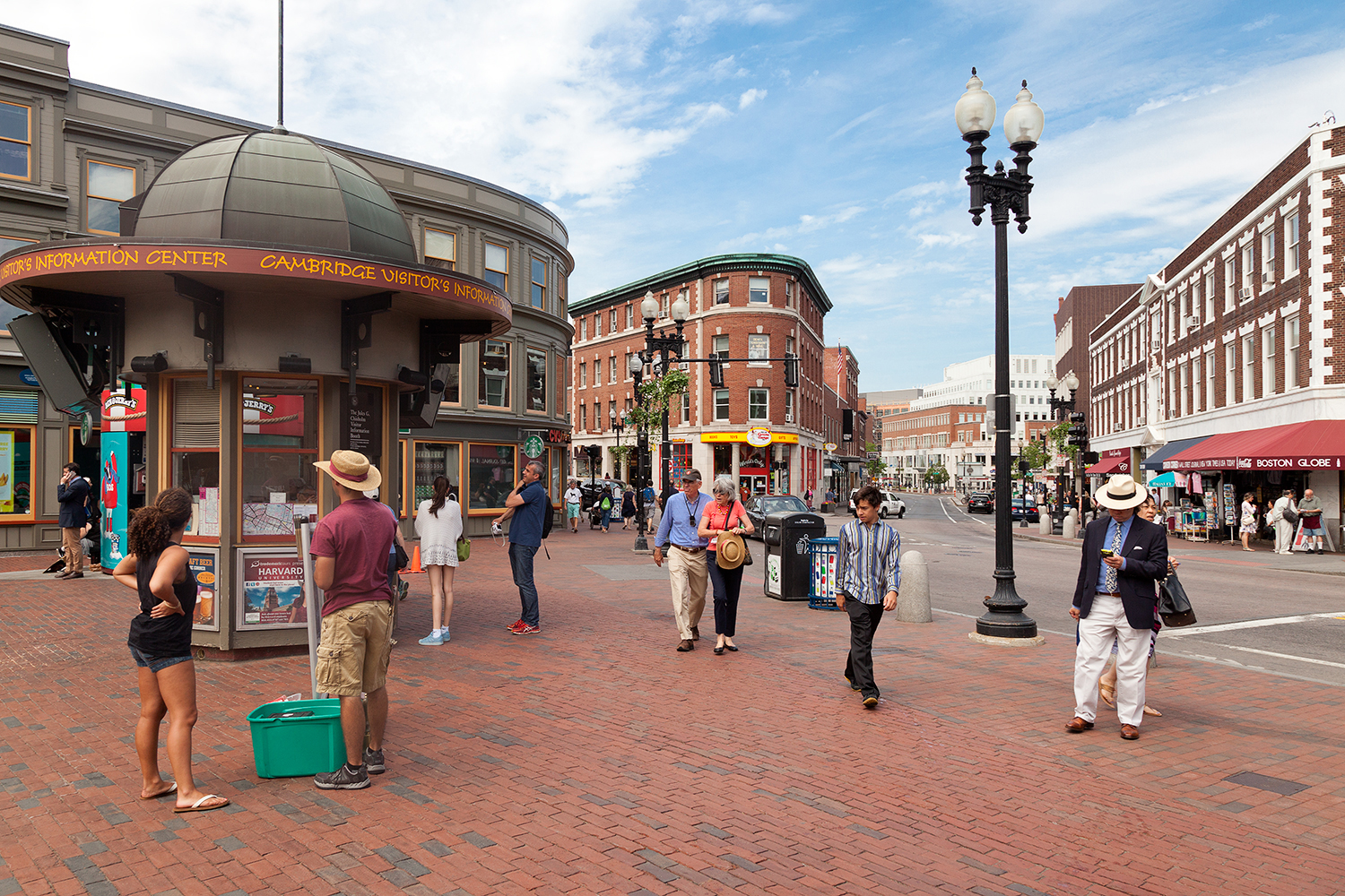 Top Place to Visit In Massachusetts-Harvard Square and Museums